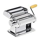 Various Máquina para Pasta Manual con Accesorios,Acero Cromado