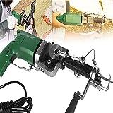 Tuertos pistola cortada pila pila pila eléctrica alfombra de mano eléctrica máquinas de tifting herramientas de fabricación de alfombras eléctricas tejiendo la pistola de mechones 240W 2400RPM...