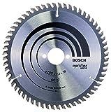 Bosch 2 608 641 188 - Hoja de sierra circular Optiline Wood - 190 x 30 x 2,6 mm, 60 (pack de 1)