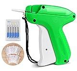 Pistola Etiquetadora Etiqueta de Precio con 5 Agujas de Repuesto y 1200 Púas de Kimble Estándar para Ropa Etiqueta Etiquetado Precios