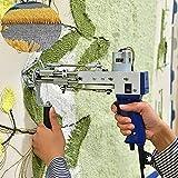 TTLIFE Máquina Para Tejer Alfombras Pistola De Mechones De Alfombras Eléctrica De Alta Velocidad Máquina De Flocado Pistola De Mechones Máquina De...